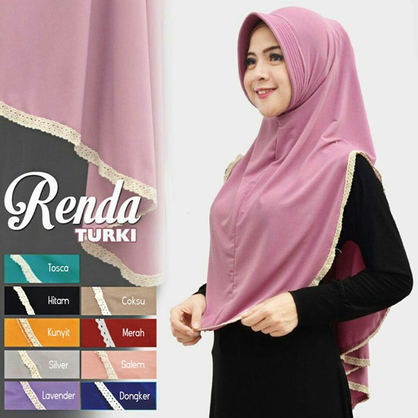 Hijab Instan Simple Terbaru
