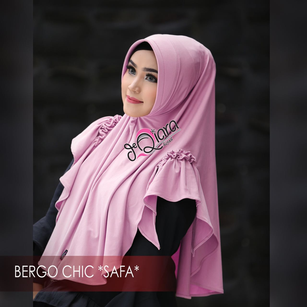 Hijab Bergo Chic Safa Fashion Hijab Terbaru 2018 Trend Fashion