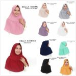 Hijab Instan Selly Khimar